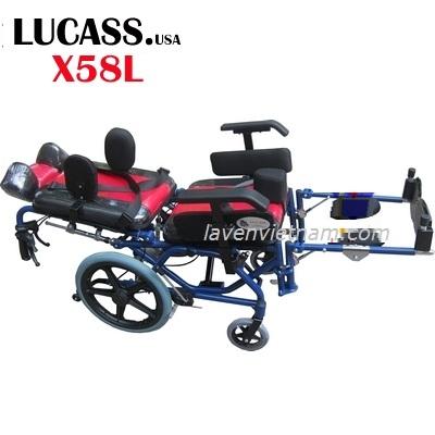 Xe lăn cho trẻ bại não X58L (X59L - X38L) 7