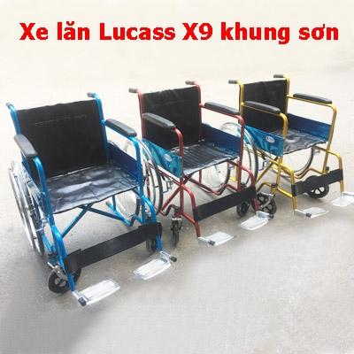 Xe lăn tay Lucass X9