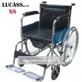 Xe lăn có bô Lucass X8