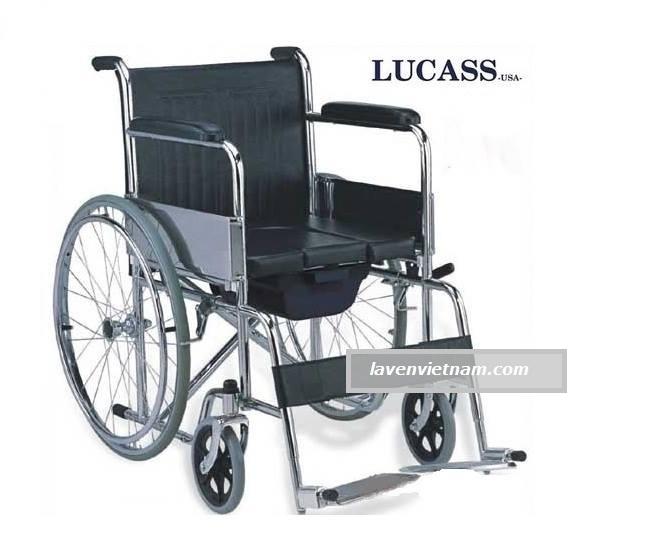Xe lăn có bô Lucass X8 2