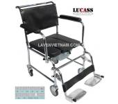 Xe lăn có bô Lucass GX-900