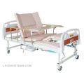 Giường bệnh nhân 4 tay quay Madesite E28