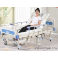 Giường bệnh nhân 4 tay quay Tajermy G04