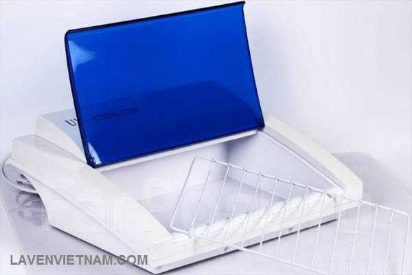 Máy tiệt trùng bằng tia UV dễ dàng đặt ở mọi vị trí trong nhà hay văn phòng