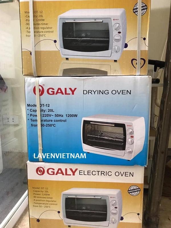 Tủ sấy dụng cụ y tế GALY OT-12 (20 lít)