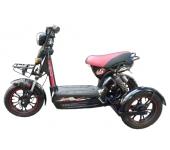 Xe điện 3 bánh X3-133S cho người già, người khuyết tật