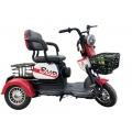 Xe điện 3 bánh Super X3-LV4 cho người già, người khuyết tật