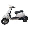 Xe điện 3 bánh Vespa X3-LV9 cho người già, người khuyết tật