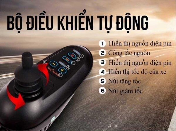 Khung xe được sản xuất từ loại thép hợp kim cao cấp, chất lượng cao gấp 5 lần so với những sản phẩm xe lăn thông thường, dựa trên dây chuyền công nghệ hiện đại của Pháp.