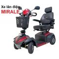 Xe điện 4 bánh Miracle cho người già, người khuyết tật