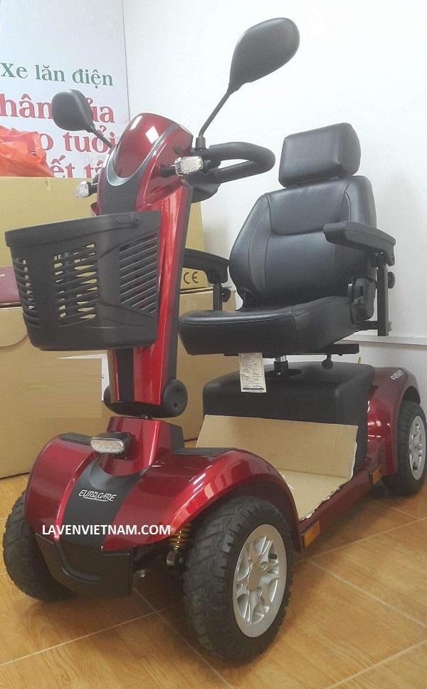 Xe điện 4 bánh Power dành cho người già, người khuyết tật