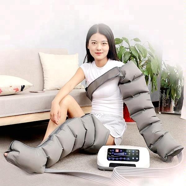 Máy massage nén ép trị liệu KZY cho tay, chân, lưng
