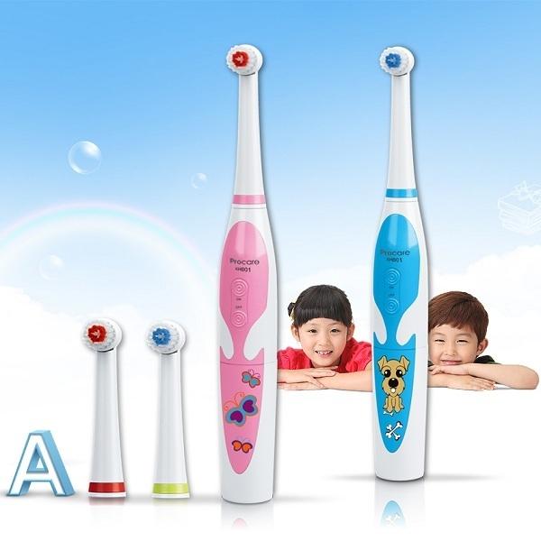 Bàn chải đánh răng điện trẻ em Procare KHB01