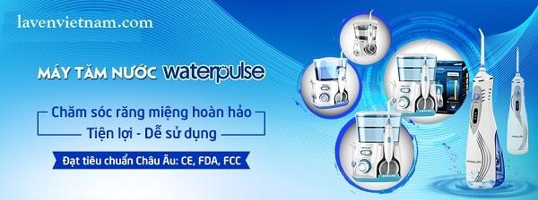 Máy tăm nước gia đình Waterpulse
