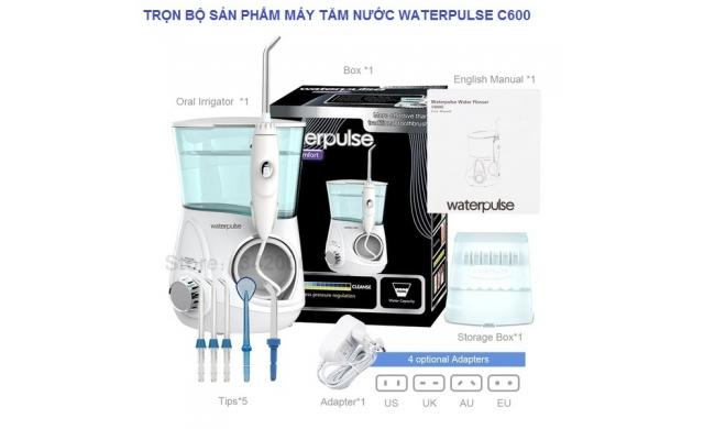 Máy tăm nước gia đình Waterpulse V600