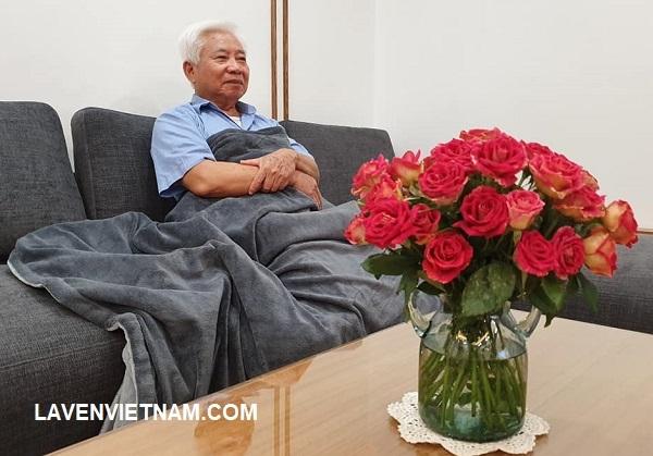 Hãy chăm sóc người thân yêu của bạn với chăn điện Medisana HB675 đến từ nước Đức
