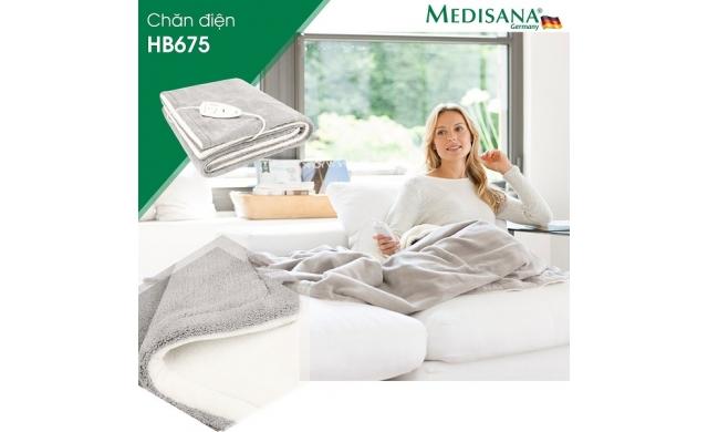 Chăn điện Medisana HB675 (200 x 150cm)