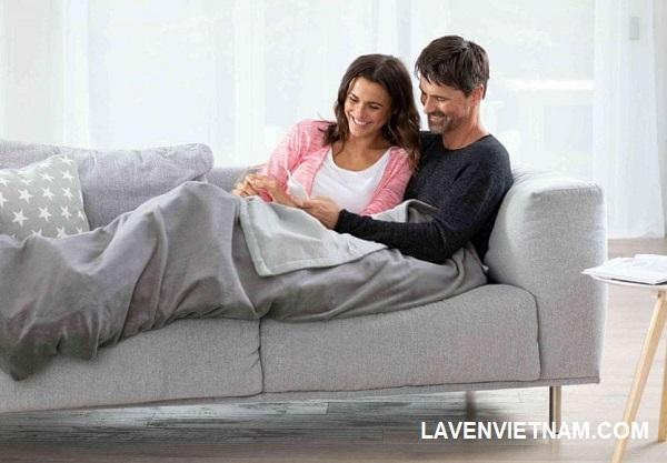 Hãy sử dụng chăn điện Medisana để giữ ấm áp cho người thân gia đình bạn