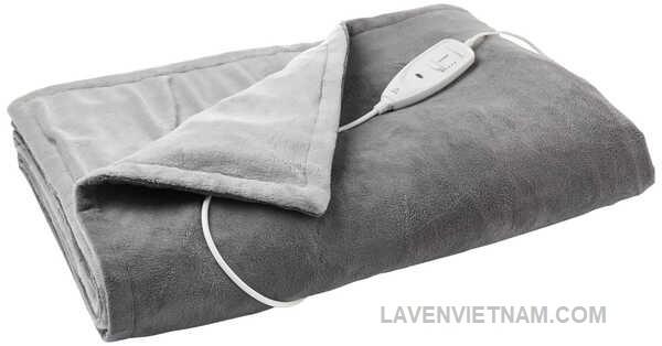 Nhờ chất liệu vải cực kì mềm Chăn điện Medisana HB A60 sẽ đem lại cho bạn một cảm giác thật sự thoải mái khi sử dụng.
