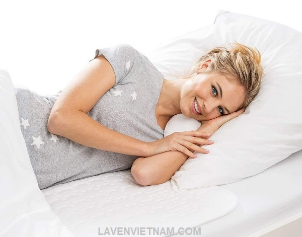 Đệm sưởi Sanitas cho bạn giấc ngủ ngon lành