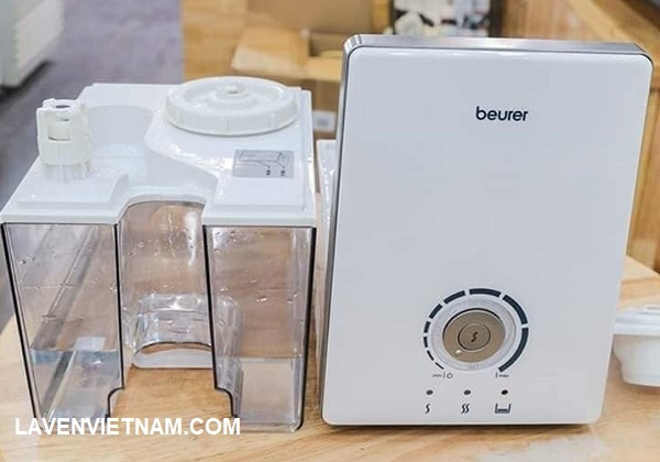 Công nghệ siêu âm với chế độ tự làm nóng nước theo tùy chọn riêng của bạn