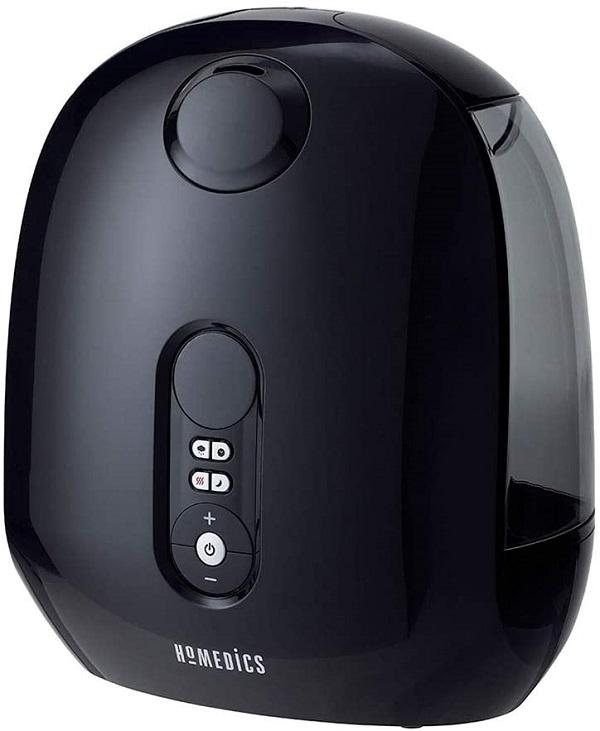 TotalComfort® Deluxe Ultrasonic Humidifier Homedics UHE-WM130-BK