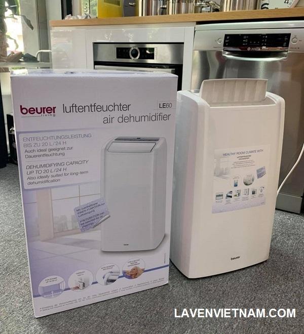 Máy hút ẩm Beurer LE60 rất đẹp