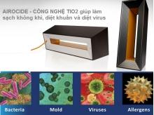 Bạn biết gì về Máy lọc không khí dùng tia UV trong chống dịch COVID-19