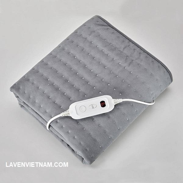 Đệm điện đơn sưởi ấm Lanaform S3 LA180113