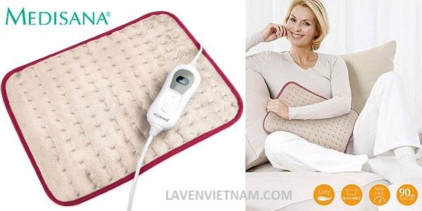 Tấm chườm điện Ecomed là món quà cho người chịu lạnh kém và hay bị đau mỏi
