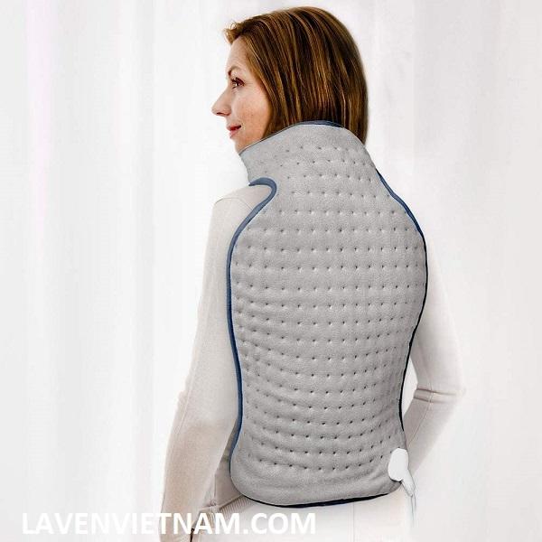 Vừa vặn hoàn hảo nhờ sự phù hợp thích nghi với lưng và cổ