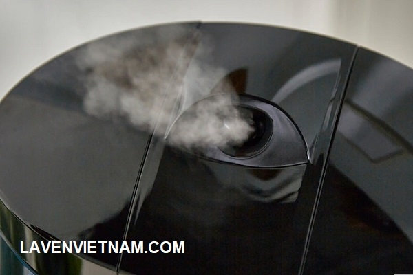 Máy tạo độ ẩm Homedics UHE-WM70A công nghệ siêu âm dễ dàng tháo lắp và đổ đầy bình 6.2 lít