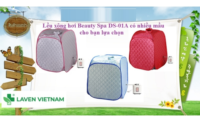 Lều xông hơi Beauty Spa DS-01A