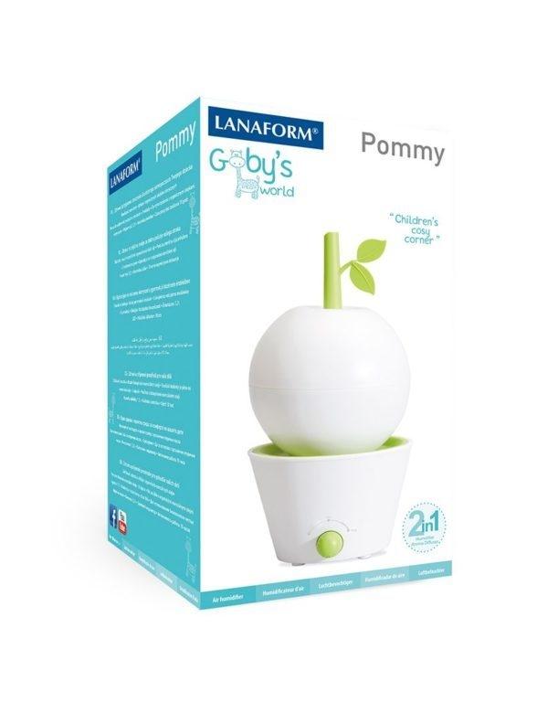 Máy tạo ẩm và xông tinh dầu Lanaform Pommy LA120120