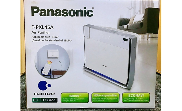 Máy lọc không khí Panasonic F-PXL45A