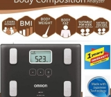 Hướng dẫn sử dụng máy đo lượng mỡ cơ thể Omron HBF-212