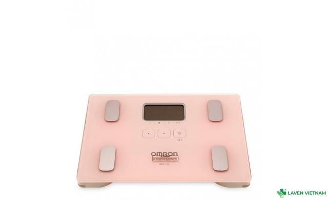 Cân đo lượng mỡ cơ thể Omron HBF-212
