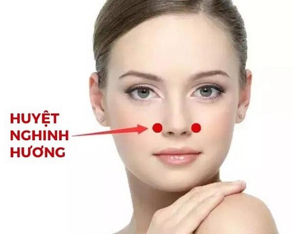 Massage huyệt nghinh hương giúp cho mũi giúp kích thích hệ thần kinh, lưu thông tuần hoàn máu, giải độc và tăng cường chức năng hoạt động của các bộ phận trong cơ thể, đặc biệt là phổi.