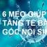 6 mẹo giúp làm tăng tế bào gốc một cách tự nhiên
