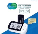 Công nghệ mới trong đo huyết áp với Máy đo huyết áp bắp tay Omron HEM-7361T