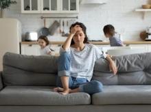 Chứng đau nửa đầu ở phụ nữ mang thai