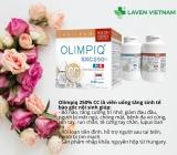 Một số thành phần quan trọng trong viên uống Tăng sinh tế bào gốc Olimpiq SXC 250% CC cho hệ thần kinh