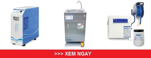 Xem thêm về Máy tạo nước khử khuẩn NaOClean