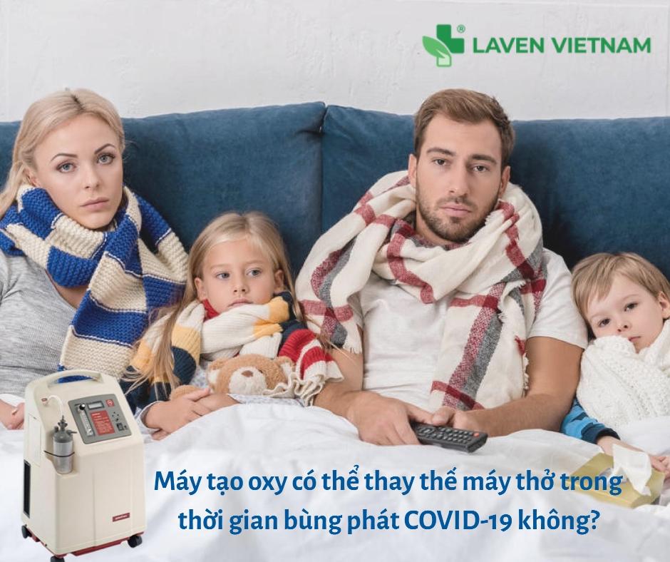 Việc dự phòng máy tạo oxy phòng diễn biến dịch COVID tăng nặng là một xu hướng ở nhiều quốc gia có hệ thống y tế còn hạn chế