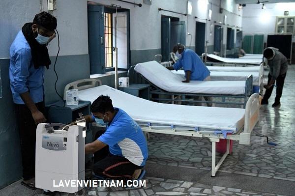 Ấn Độ là biểu hiện rõ nét về sự thiếu hụt oxy dẫn đến khủng hoảng máy tạo oxy nghiêm trọng