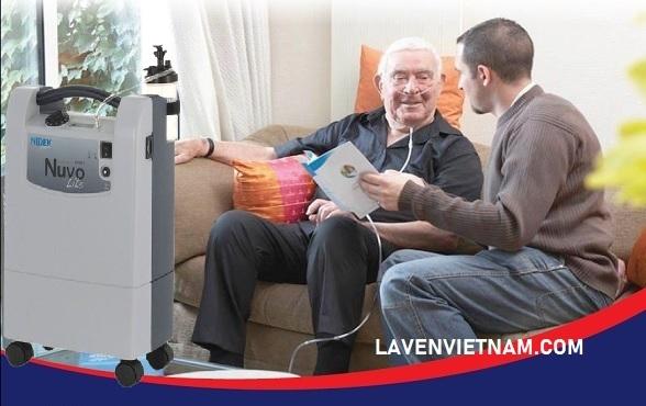 Sử dụng máy tạo oxy tại nhà có thể áp dụng đối với điều trị bệnh nhân COVID-19 bị nhẹ hoặc nặng vừa