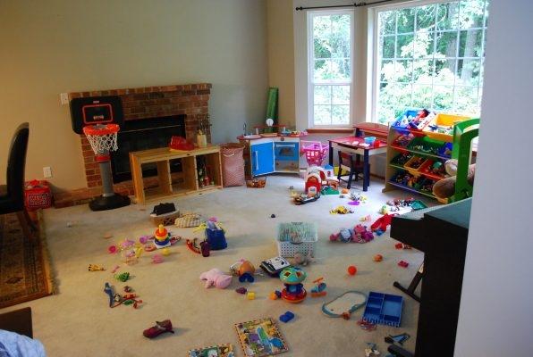 Phòng của trẻ con đôi khi là ác mộng của người lớn, đặc biệt là phòng trẻ sơ sinh