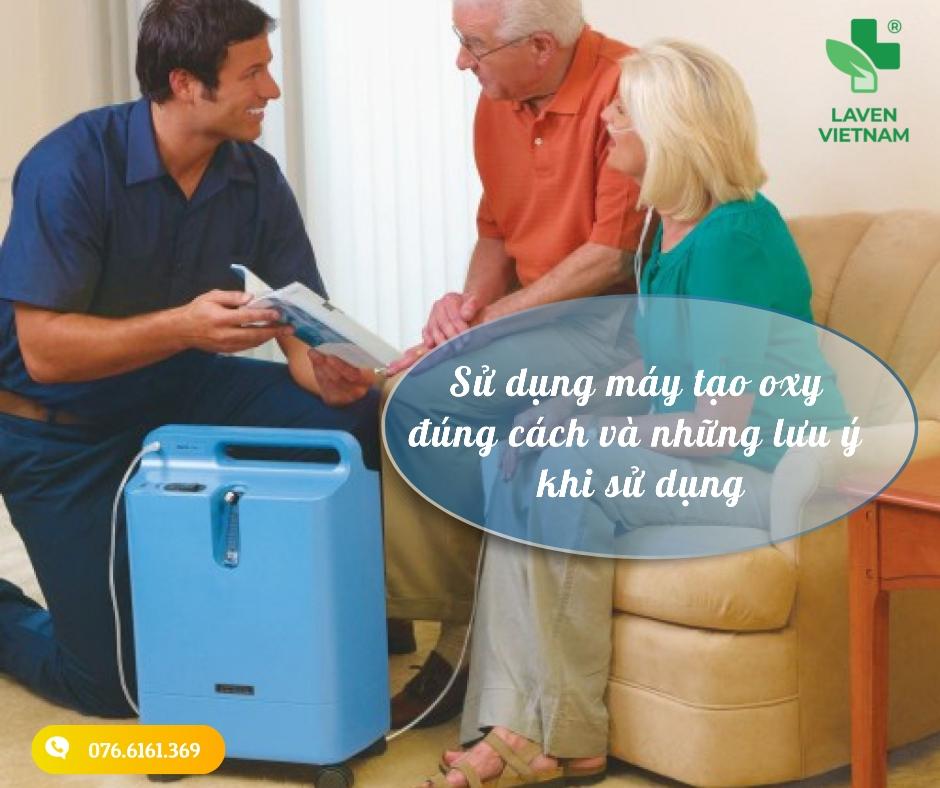 Xem thêm: >>> Sử dụng máy tạo oxy đúng cách và những lưu ý khi sử dụng