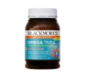 Dầu cá Blackmores Omega Triple Concentrated Fish Oil 150 viên