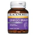 Hoạt huyết dưỡng não Blackmores Ginkgo Brahmi 40 viên